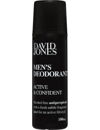 Men's Deodorant 100ml