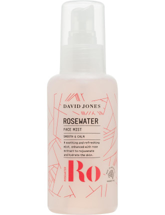 ROSEWATER FACE MIST 125ML
