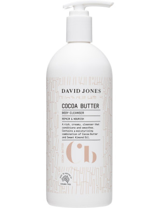 Cocoa Butter Body Cleanser 500ml