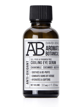 Botanicals Cooling Eye Serum 30ml