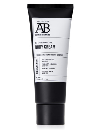 Botanicals Body Cream 225ml