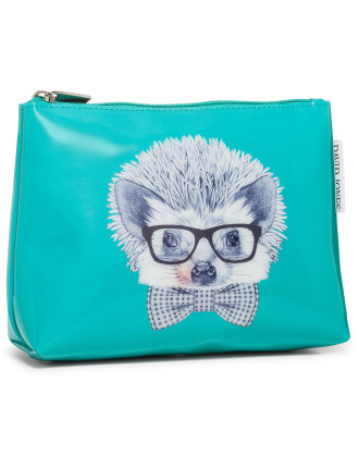 Medium Hedgehog Beauty Bag