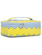 Lilah Bag - Block Chevron $34.95