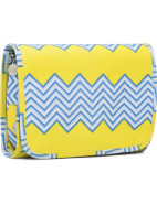 Abella Bag - Block Chevron $34.95