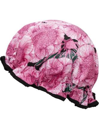 Shower Cap - Grand Floral