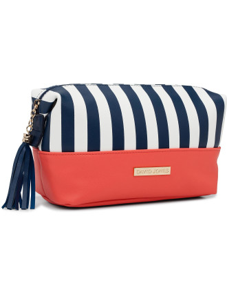 Stripe Tassel Cos Bag