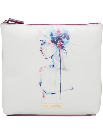 Portrait Large Cos Bag