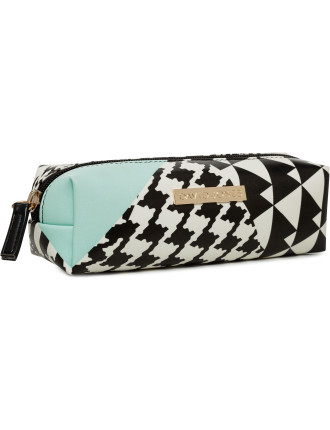 Houndstooth Small Cos Bag