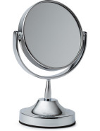 Double Sided Pedestal Mirror $19.95