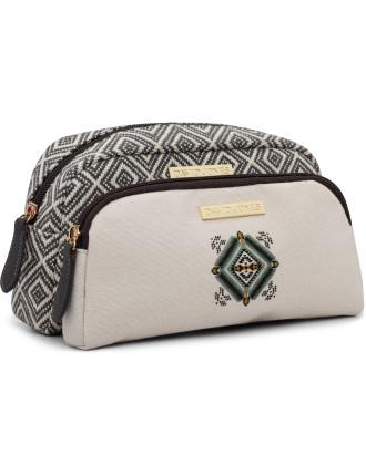 Aztec 2pce Cos Bag Set