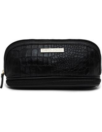 Croc Brush Bag