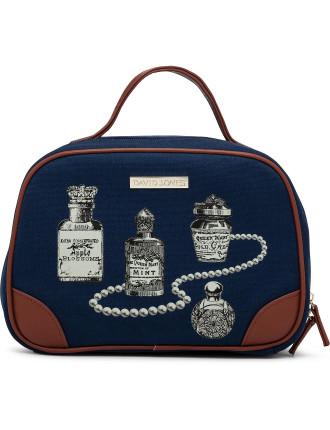 Perfumery Train Cos Bag