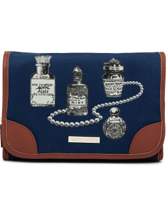 Perfumery Foldout Cos Bag