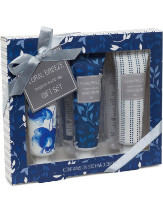 X16 Floral Breeze 30ml Hand Lotion -3pack
