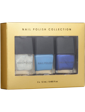 Nail Polish Trio Denim