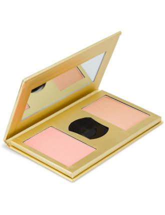 Bronzer & Blusher Palette