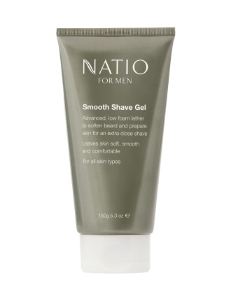 Men's Smooth Shave Gel 150g