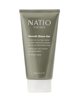 Men's Smooth Shave Gel 150g