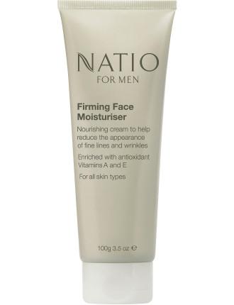 Men's Firming Face Moisturiser 100g