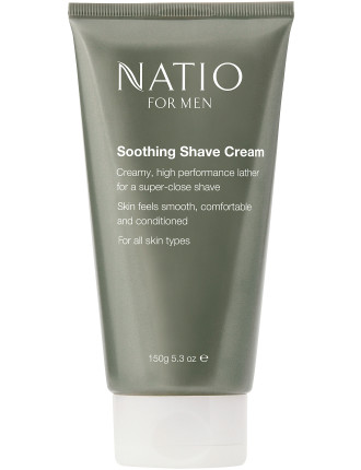 Men's Soothing Shave Cream 150g