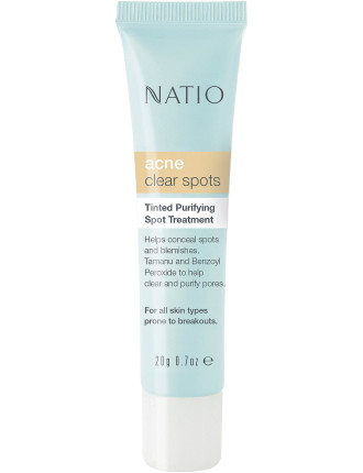 Tinted Purifying Spot Treatment