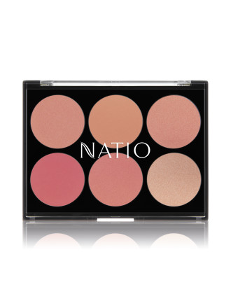 Luminous Blusher Palette