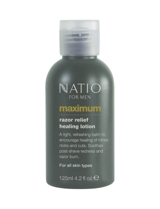Maximum Razor Relief Healing Balm 125ml