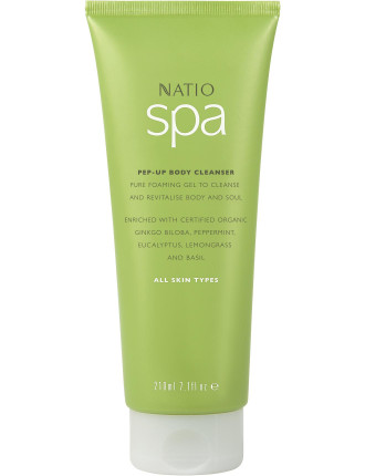 Spa Pep-Up Body Cleanser