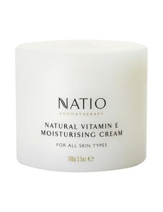 Natural Vitamin E Cream 100g
