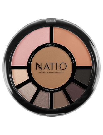 Nature Face & Eye Palette - Glow