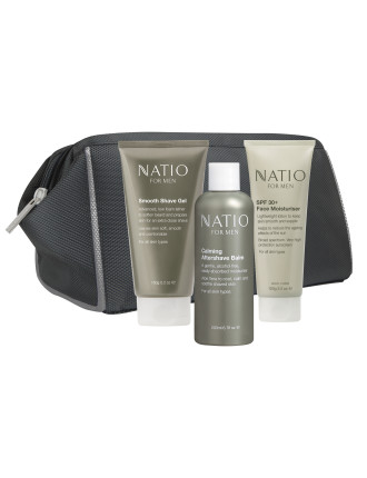Natio for Men Shave Up Pack