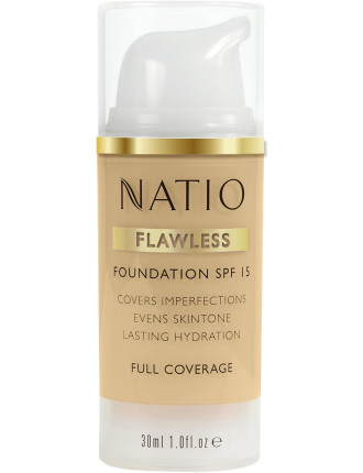 Flawless Foundation Spf 15