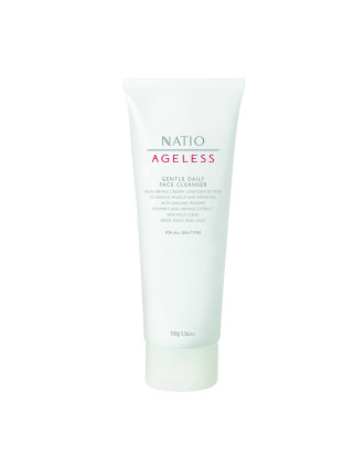 Ageless Gentle Daily Face Cleanser 100g