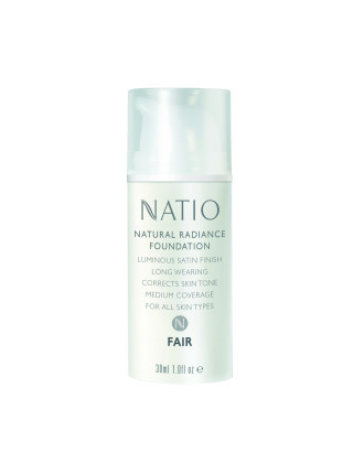 Natural Radiance Foundation- Fair