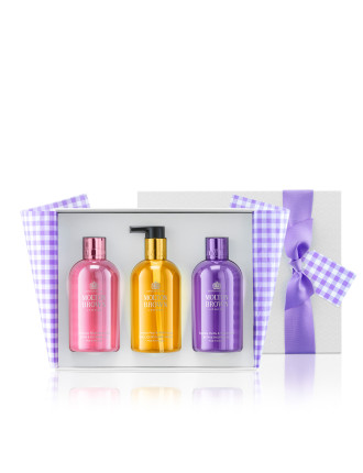 The Perfect Picnic - Bathing & Hand Gift Trio