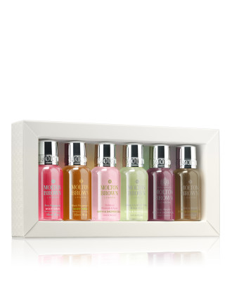The Indulgent Bestsellers Mini Bath & Shower Collection