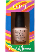 Opi Loves David Jones - Colourmania $19.95