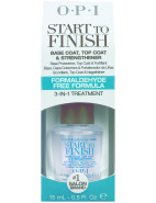 Start to Finish - Formaldehyde-Free $22.50