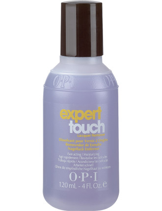 Expert Touch Polish Remover 120ml