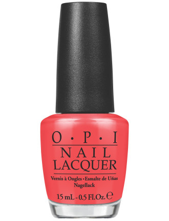 Nail Lacquer - Retro Summer Collection