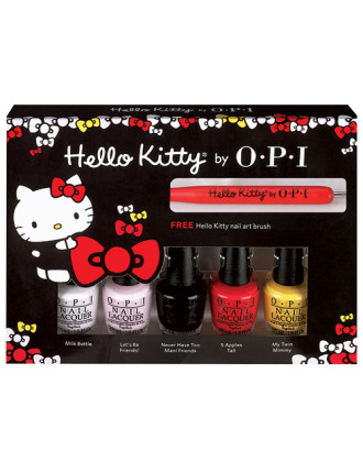 Hello Kitty Friend Pack 5 X 3.75ml