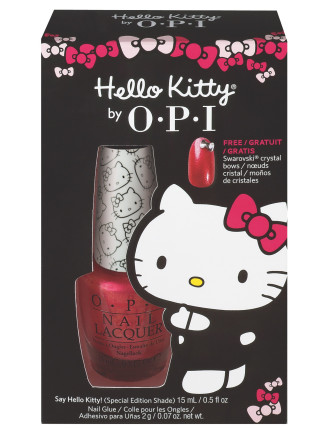 Say Hello Kitty Crystal Pack
