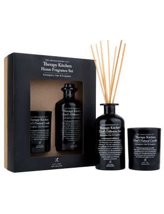 Therapy Kitchen Lge Home Fragrance Gift Set