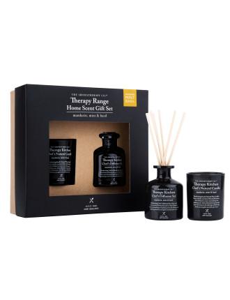 Therapy Kitchen Mini Home Fragrance Gift Set