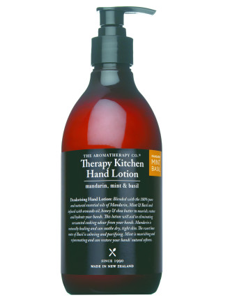 Therapy Kitchen 500ml Hand Lotion