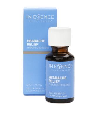 Headache Relief Oil Blend Boxed