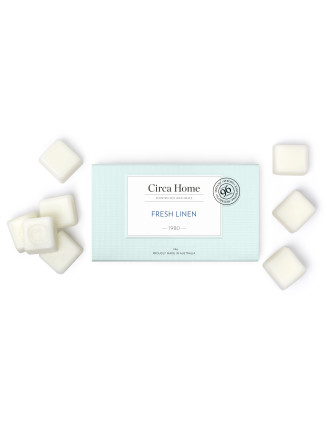 Fresh Linen Scented Soy Wax Melts