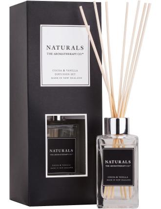 Naturals 100ml Diffuser - Cocoa & Vanilla