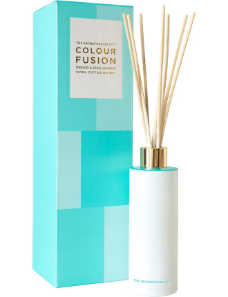 Colour Fusion Diffuser 120ml - Orchid & Star Jasmine