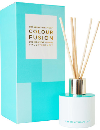 Colour Fusion Diffuser 35ml - Orchid & Star Jasmine